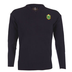 St. Conleth's Navy Pullover (4-6th Year)