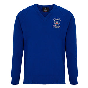 St Joseph of Cluny Pullover
