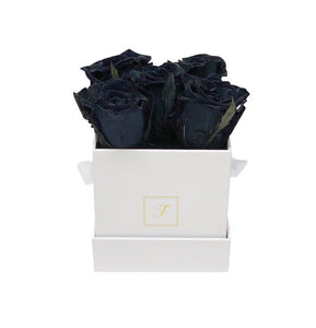 Small square box - Black