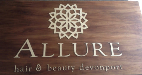 Silver Belle Design - Corporate Signage