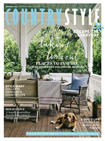 Silver Belle Design in Country Style Magazine