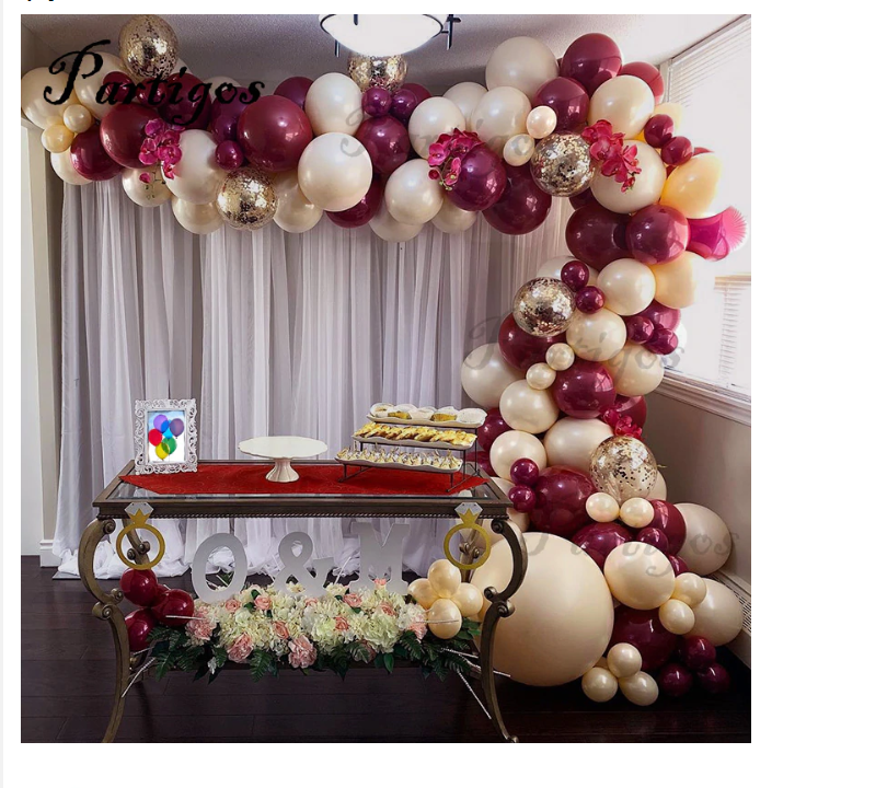Flower Walls Tasmania - DIY Balloon Garland