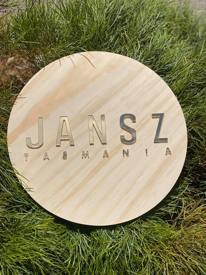 Silver Belle Design - Corporate Signage - Jansz