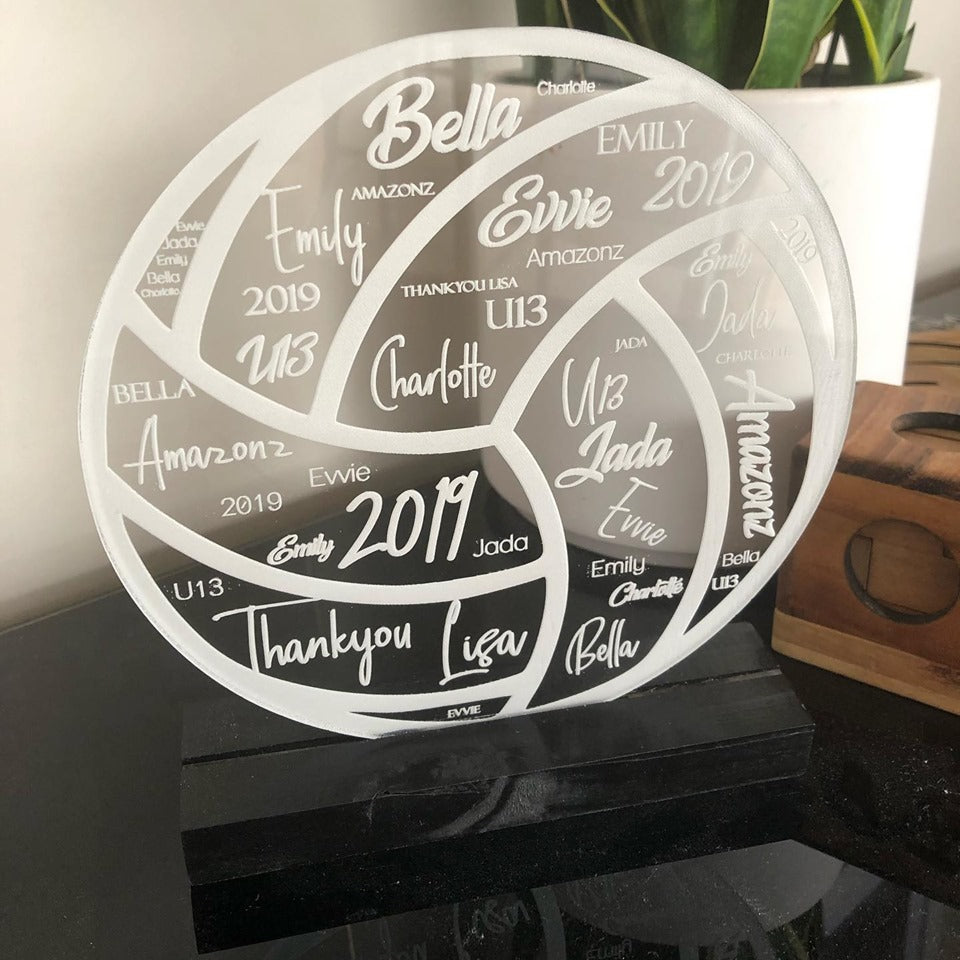 Silver Belle Design - Sporting Trophy Options