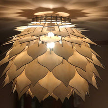 Tear Drop Light Fitting