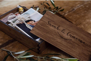 Timber Keepsake Box