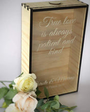 Sand Ceremony Box - Silver Belle Design