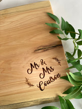 MJ Designs - Custom Engraved Chopping Board