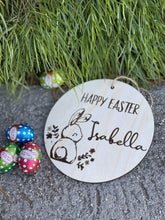 Easter Wooden Tags - Silver Belle Design