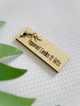 Custom Laser Cut Wooden Tags & Product Tags - Silver Belle Design