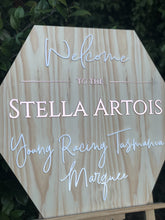 CUSTOM Wooden Welcome Sign - Design Your Own - Silver Belle Design