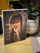 Timber Photo Blocks - Silver Belle Design