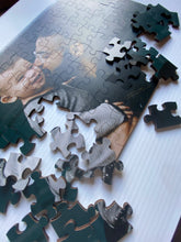 Personalised Jigsaw Puzzles Colour Printed
