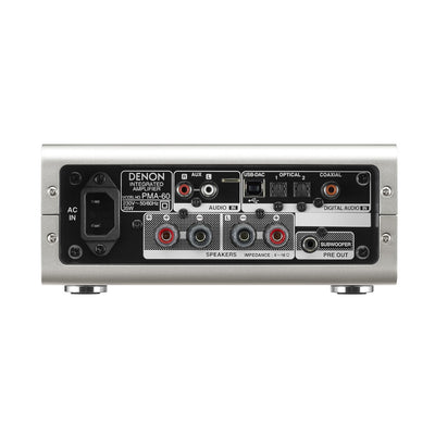 Denon PMA-60 Digital Integrated Amplifier with DAC