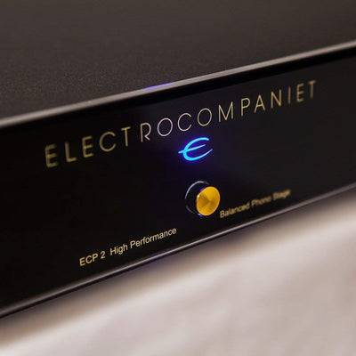 Electrocompaniet ECP 2 RIAA Phono Pre-Amplifier