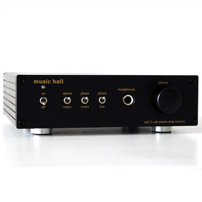 Music Hall PA2.2 Phono Pre-Amplifier with ADC