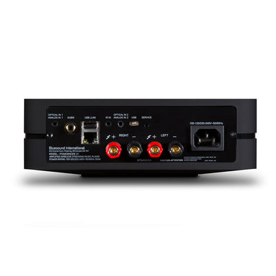 Bluesound Powernode 2i Wireless Multi-Room Music Streaming Amplifier