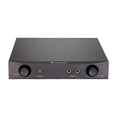 NuPrime HPA-9 Class-A Headphone Amplifier and Preamp