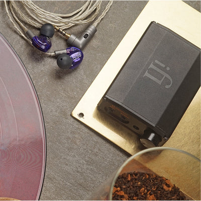 iFi Nano iDSD Black Label Portable DAC & Headphone Amplifier with MQA