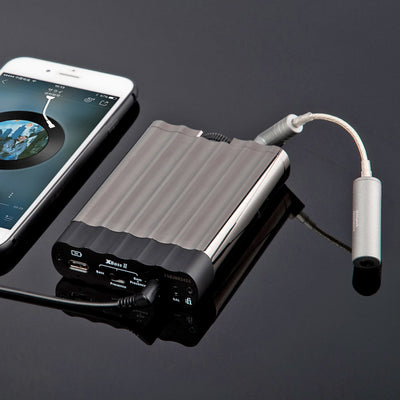 iFi xCAN Portable Amplifier with Bluetooth