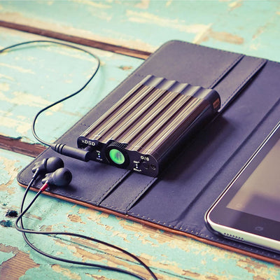 iFi xDSD Portable DAC/Headphone Amplifier with Bluetooth