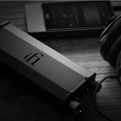 iFi Micro iDSD Black Label DAC/Headphone Amplifier