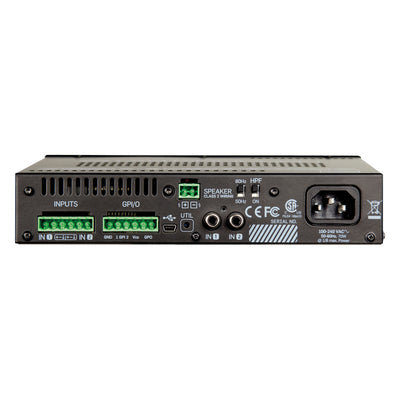 LAB Gruppen Lucia 60/1-70 Amplifier