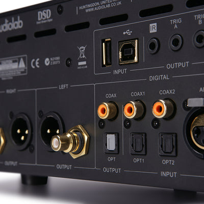 AudioLab M-DAC+ Digital to Analog Converter