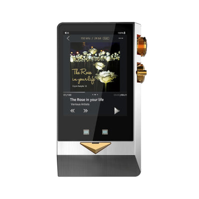 Cayin N8 Portable High-Resolution Digital Audio Player