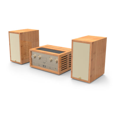 iFi Retro LS3.5 Bookshelf Speakers