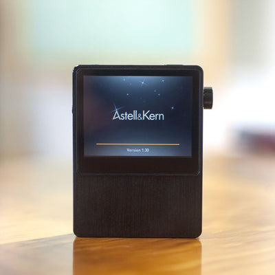 Astell&Kern AK100 (Gen 1) Mk II Portable High-Resolution Digital Audio Player ***DEMO***