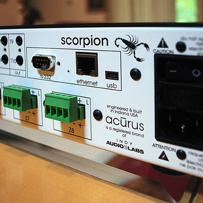 Acurus Scorpion Integrated Amplifier