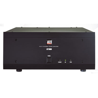 ATI AT1800 Series Multi Channel Amplifier