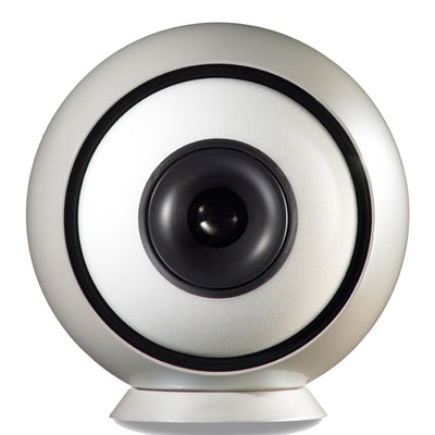 Cabasse Baltic 4 EV Bookshelf Speaker on Base
