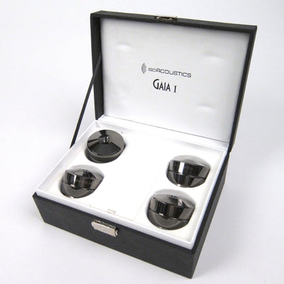 IsoAcoustics Gaia I Speaker Isolation Stands