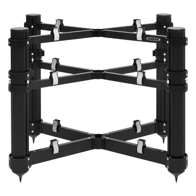 Solid Tech ROS Reference 3 - 3 Shelves Audio Rack w/ suspension + EVO