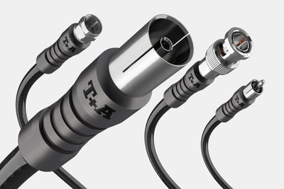 T+A Audio Triax Interconnect Cables