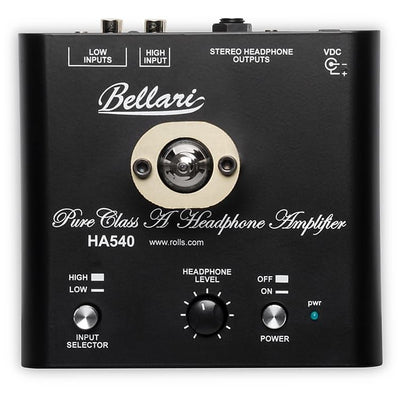 Music Hall Bellari HA540 Headphone Amplifier