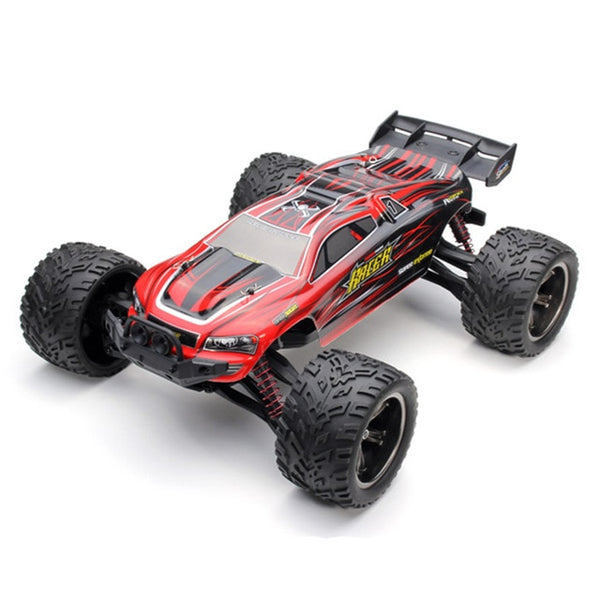 Hot Sales RC Cars 9116 1 / 12 Scale 2.4G 4CH RC Car Toy with 2 Wheel Driven Electric Racing Truggy High Speed RC Car Kids Gifts