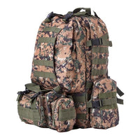 Outdoor Tactical Bag Molle Military Backpack Sport CS Army Fan Rucksack Bags Climbing Hunting Hiking Waterproof Backpacks