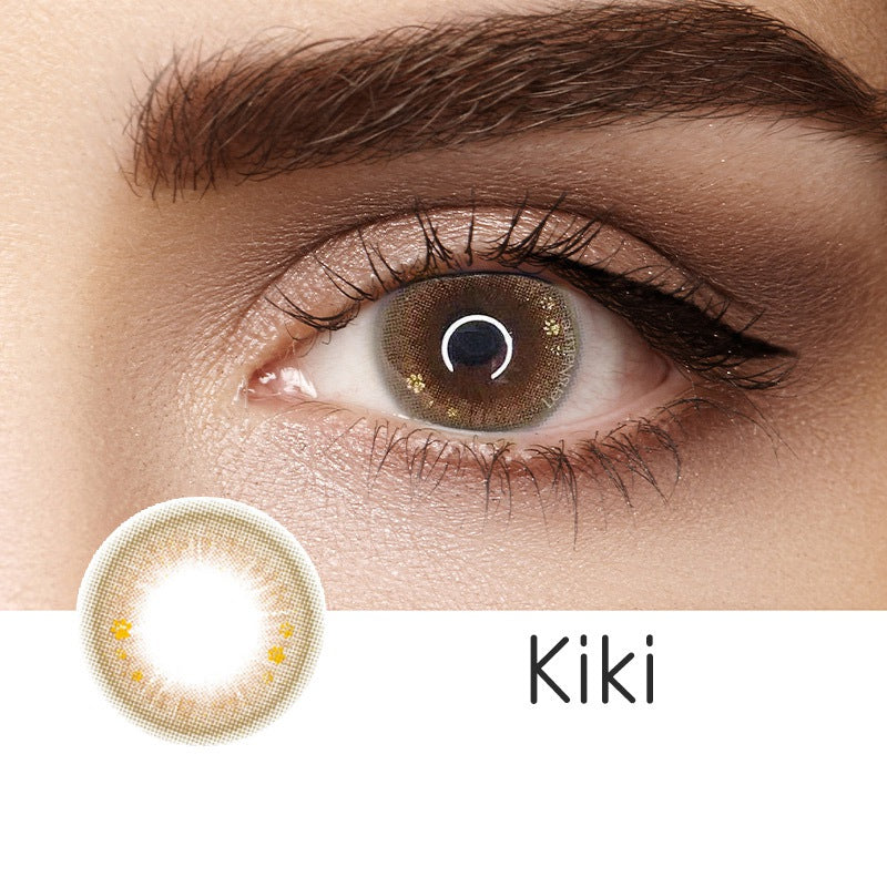 Kiki Brown (12 Month) Contact Lenses