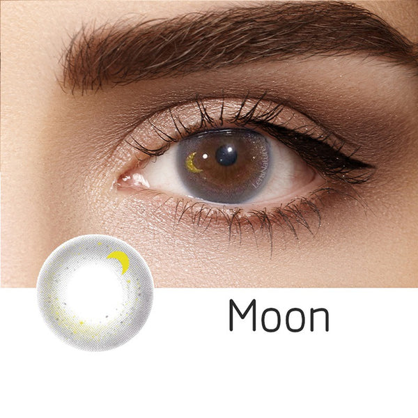 Moon Grey (12 Month) Contact Lenses