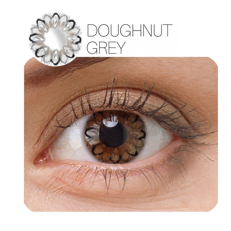 Doughnut Prescription 1 Piece (12 Month) Contact Lenses - StunningLens