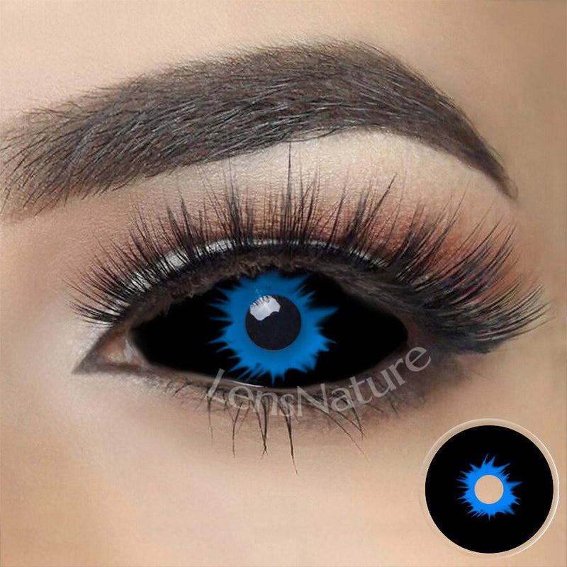 Selenus Sclera 22mm Cosplay (12 Month) Contact Lenses