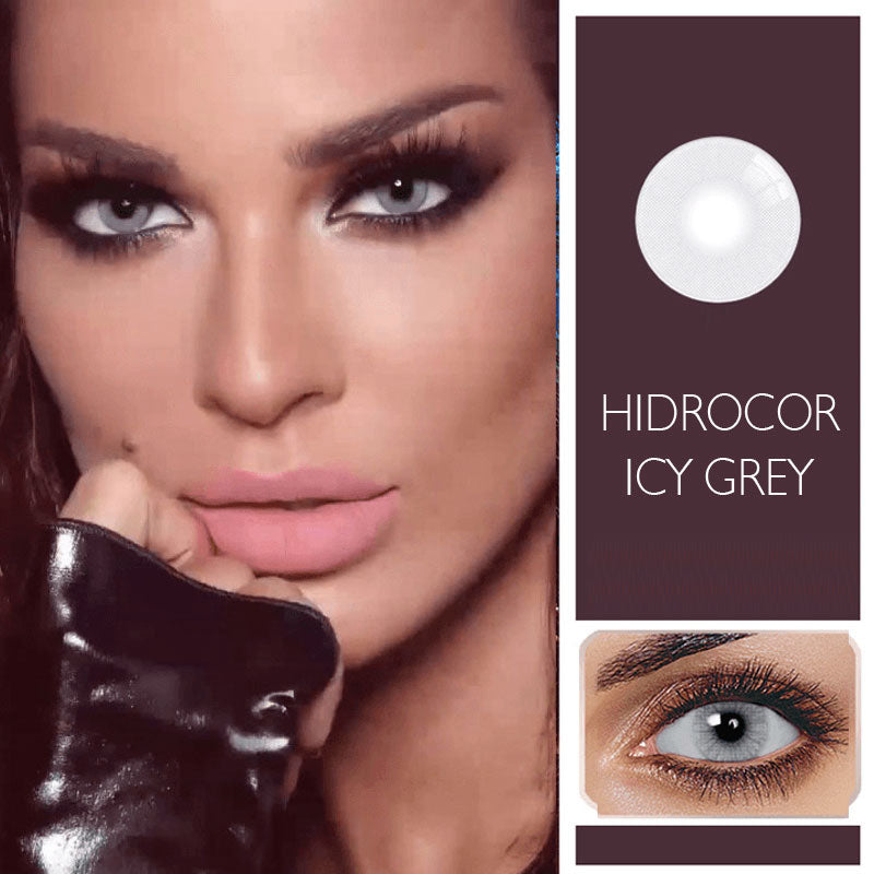 Hidrocor Prescription 7 Colors (12 Month) Contact Lenses - StunningLens