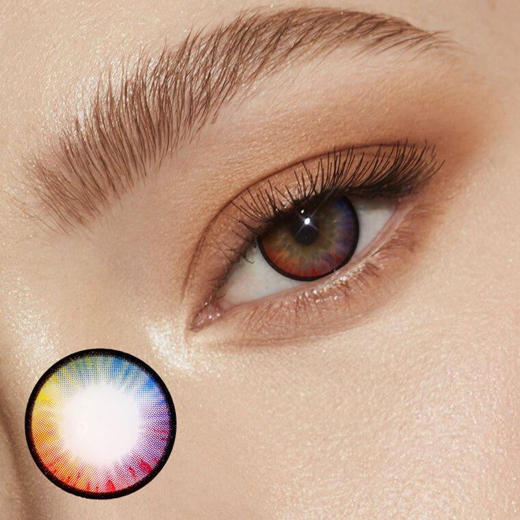 Unicorn (12 Month) Contact Lenses - StunningLens