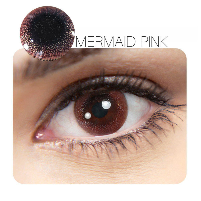 Mermaid 3 Colors (12 Month) Contact Lenses - StunningLens