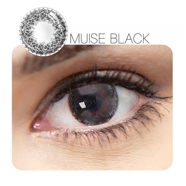 Muise 7 Colors 14.5mm 1 Pair (12 Month) Contact Lenses