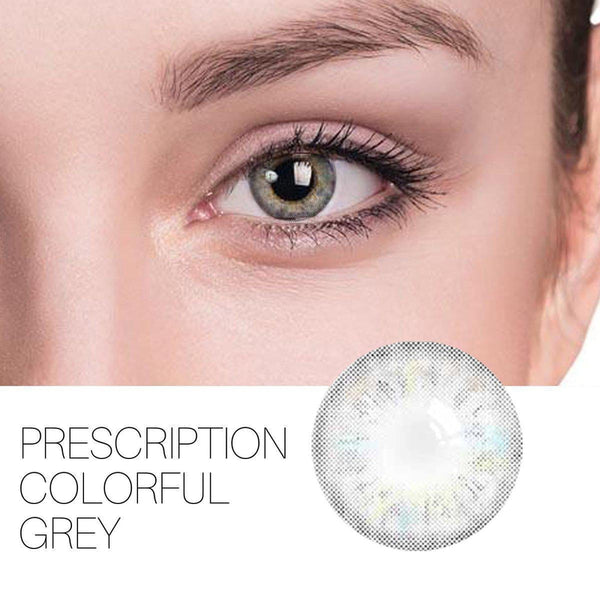 Colorful Prescription 4 Colors (12 Month) Contact Lenses - StunningLens