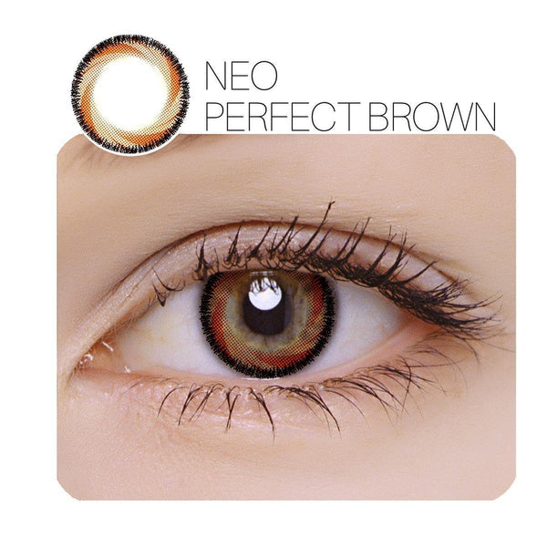 NEO Perfect Prescription 14.0mm 1 Pair (6 Month) Contact Lenses